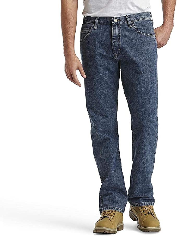 Wrangler Skinnyjeans Mens Wrangler 5 Star Relaxed Fit Jeans Premium Denim Clothes Shoes Accessories Bibliotecaep Mil Pe