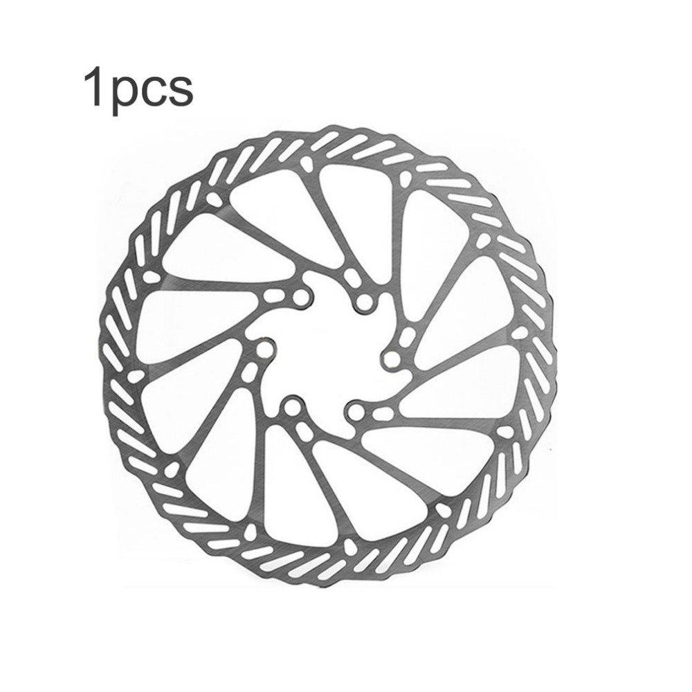 High Strength Steel G3 160mm Bicycle Bike Cycling Disc Brake 6 Holes Rotor Pads