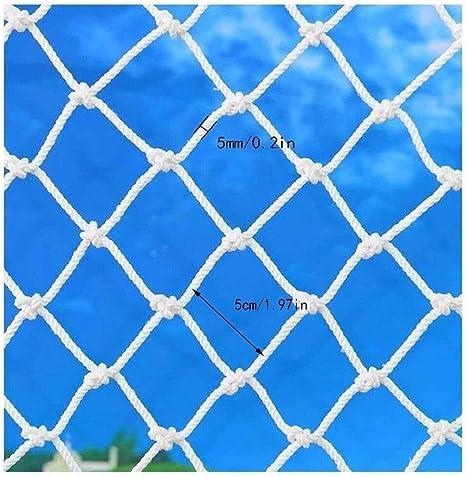 Barandilla De Seguridad Escalera Red De Malla Niños Protección Contra Caídas Redes De Seguridad Balcón Red De Protección Interior Y Exterior Red De Seguridad Juguete Escaleras De Seguridad Protector E: Amazon.es: Deportes