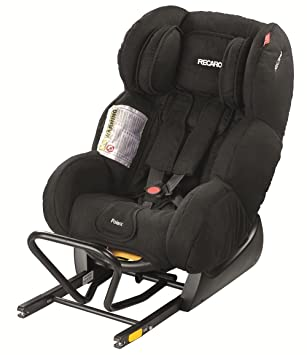Recaro Polaric Rear Facing Car Seat Black: Amazon.co.uk: Baby