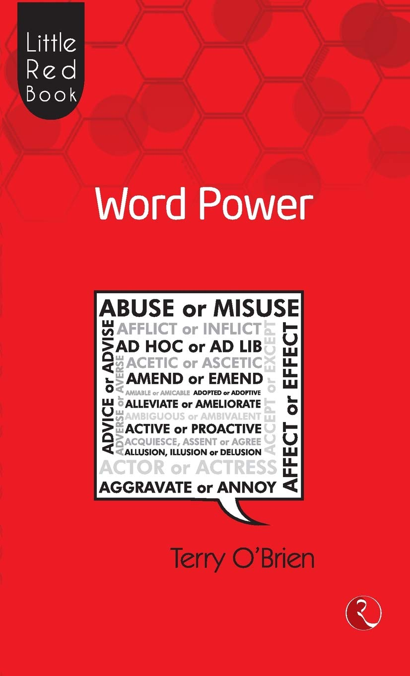 2cdbdb744ba Little Red Book of Word Power  Amazon.in  Terry O Brien  Books