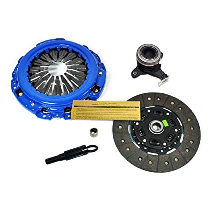 Amazon.com: EF STAGE 2 CLUTCH KIT+SLAVE for NISSAN 350Z INFINITI G35 VQ35HR 370Z G37 VQ37VHR: Automotive