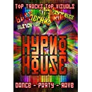 Hypno House: Dance, Party, Rave Music & Visuals