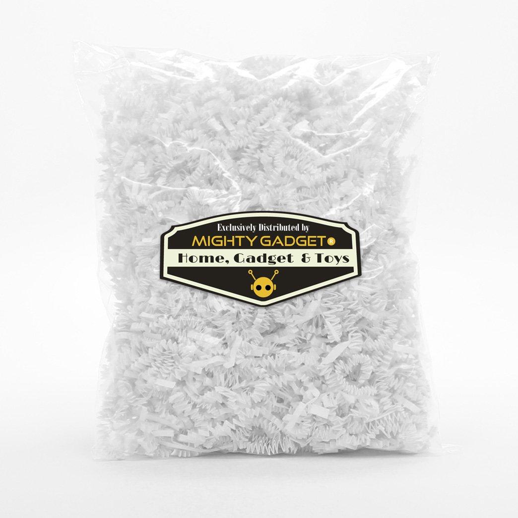 White Crinkle Paper