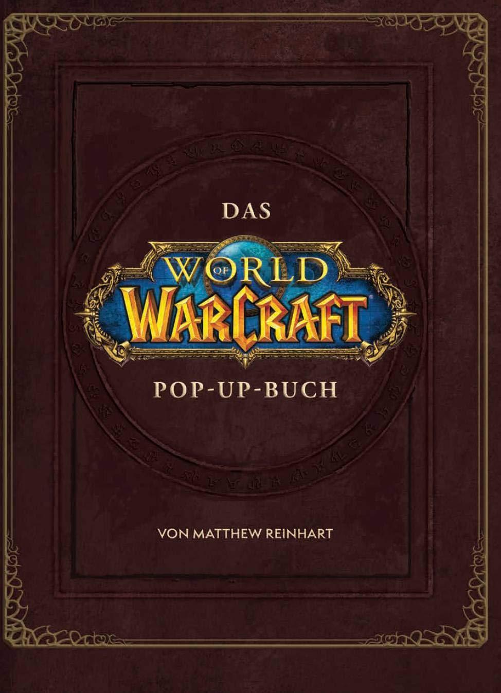 World Of Warcraft  Das Große Pop Up Buch