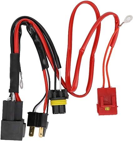Gorgeri Arnés de luz de xenón, conversión de cable de control de ...