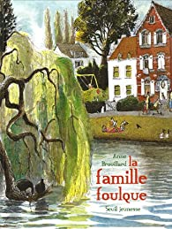 Book's Cover ofLa famille foulque