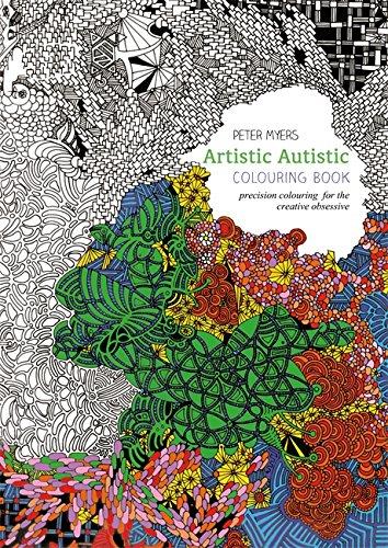 Artistic Autistic Colouring Book Precision product image