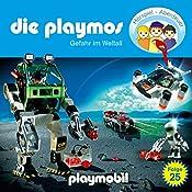 Gefahr im Weltall (Die Playmos 25) | Simon X. Rost, Florian Fickel