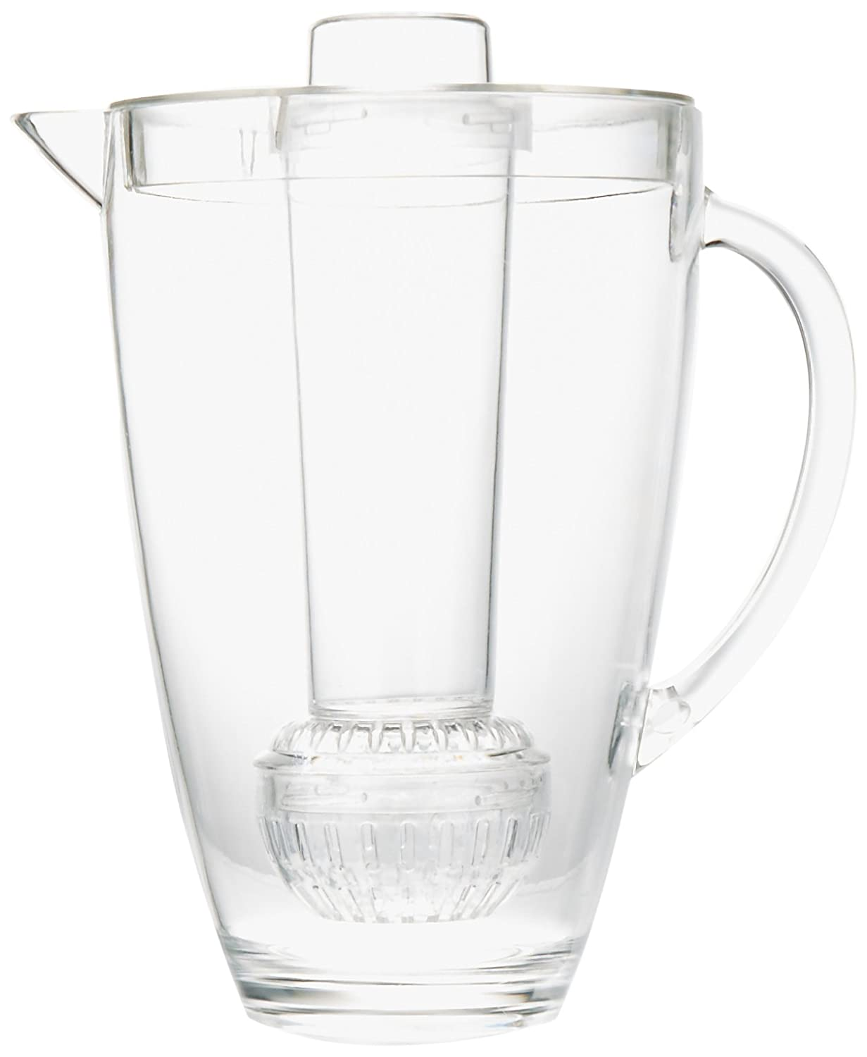 Amazon.com | Frigidaire 3 Quart Chill and Infusion Pitcher with Lid: Carafes & Pitchers