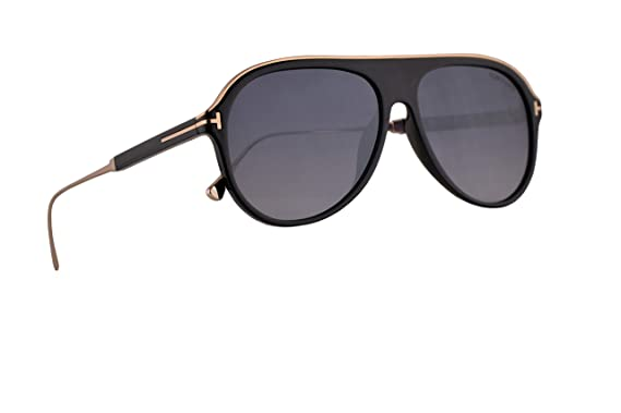 ad8f971cc34 Image Unavailable. Image not available for. Color  Tom Ford FT0624 Nicholai-02  Sunglasses ...