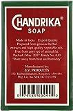 Chandrika Ayurvedic Soap Bar Herbal and Vegetable