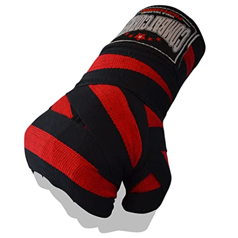 Amazon 180 Pinnacle 2 Tone Semi Elastic Professional Boxing