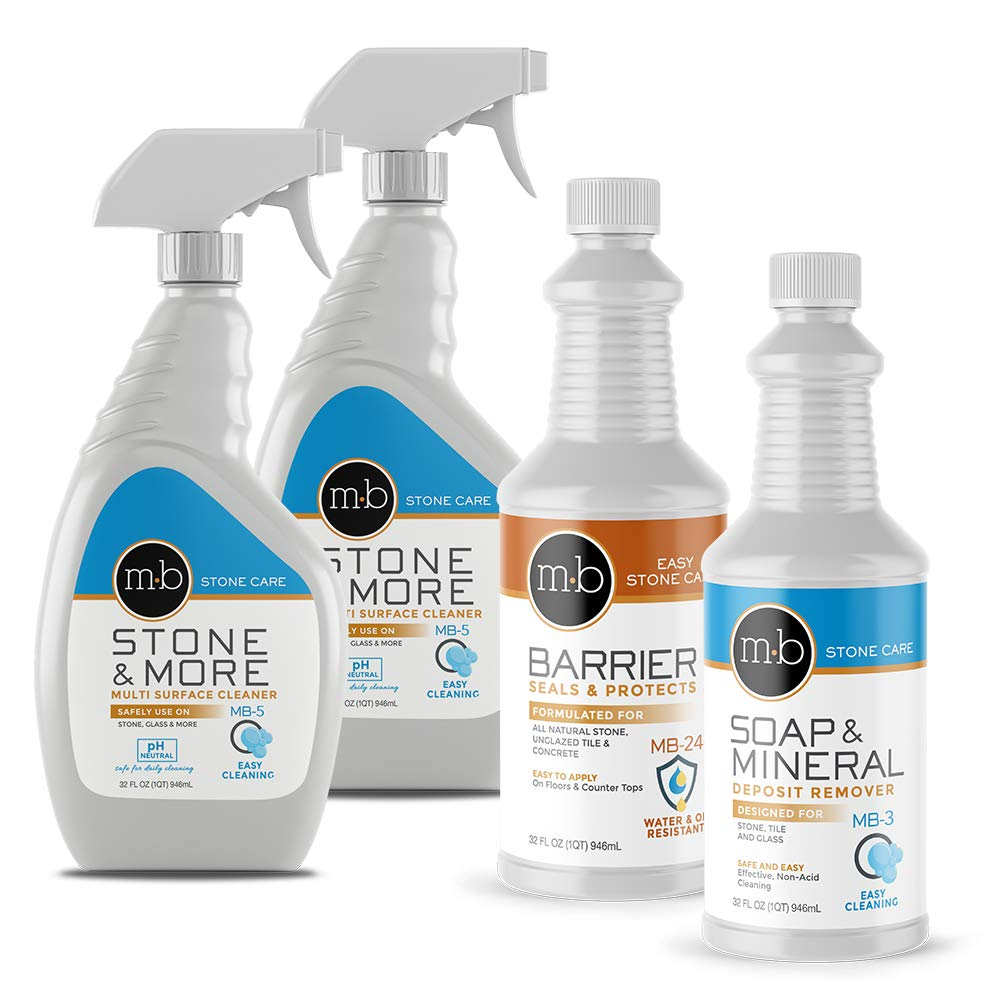 MB Stone Care Platinum Plus Kit by MB Stone Care