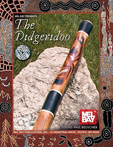 Mel Bay Didgeridoo Assorted product image
