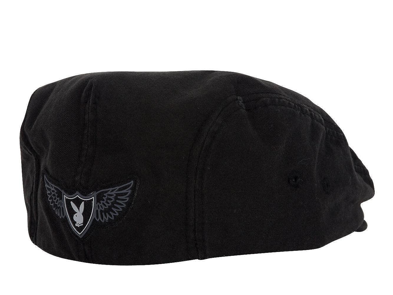 PB Swiss Playboy Ivy Hat Black