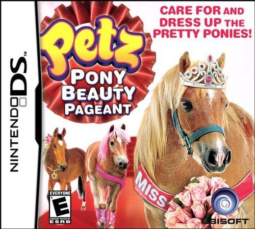 Petz Pony Beauty Pageant - Nintendo DS
