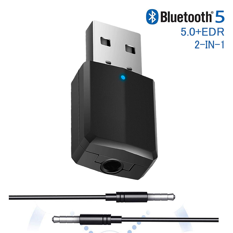 EDR Auto Adapter Jack 3,5 mm Empf/änger Aux Audio L/ötzeit Stereo Bluetooth 3.0