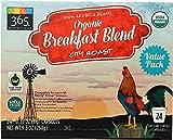 365 coffee - 365 Everyday Value, Organic Breakfast Blend City Roast Coffee Capsule, 24 count, 9.3 oz