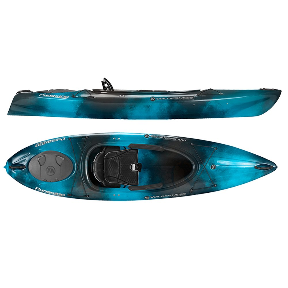 Wilderness Systems 9730305110 PUNGO 100 Kayaks, Midnight, 10' by Wilderness Systems