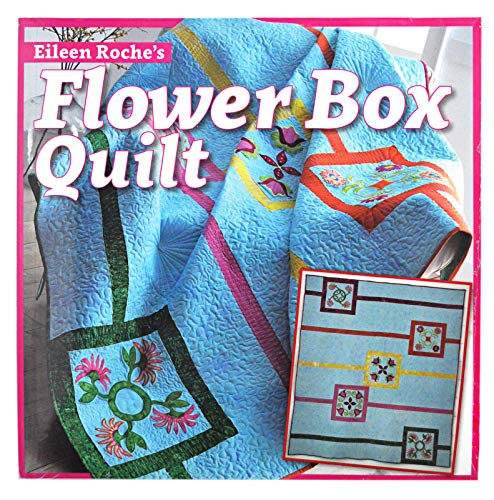 (Eileen Roche's Flower Box Quilt BK00130)