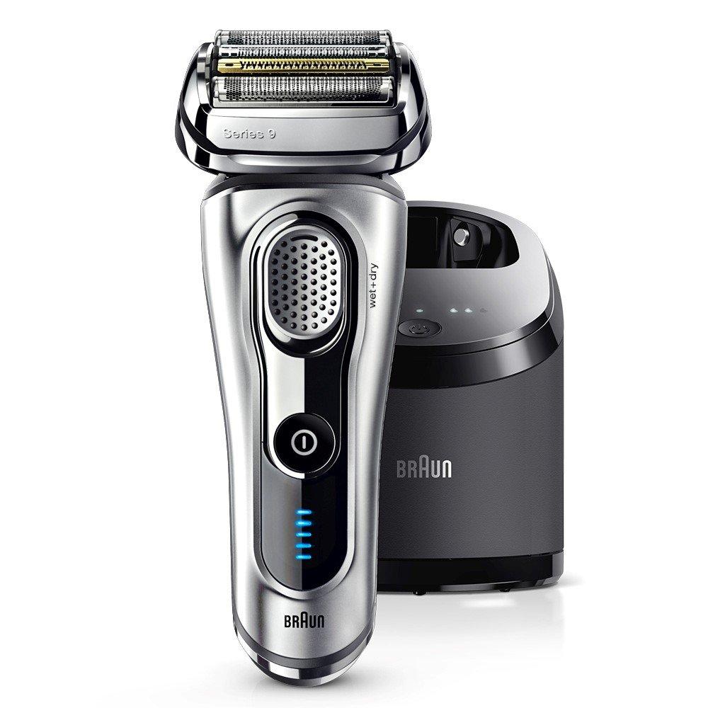 シリーズ9 ブラウン メンズ電気シェーバー 5カットシステム 9292cc つや消し仕上げ お風呂剃り可