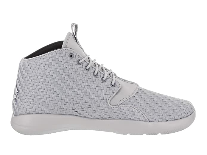Nike Jordan Men's Jordan Eclipse Chukka Wolf Grey/White Black Basketball  Shoe 11.5 Men US: Amazon.co.uk: Shoes & Bags
