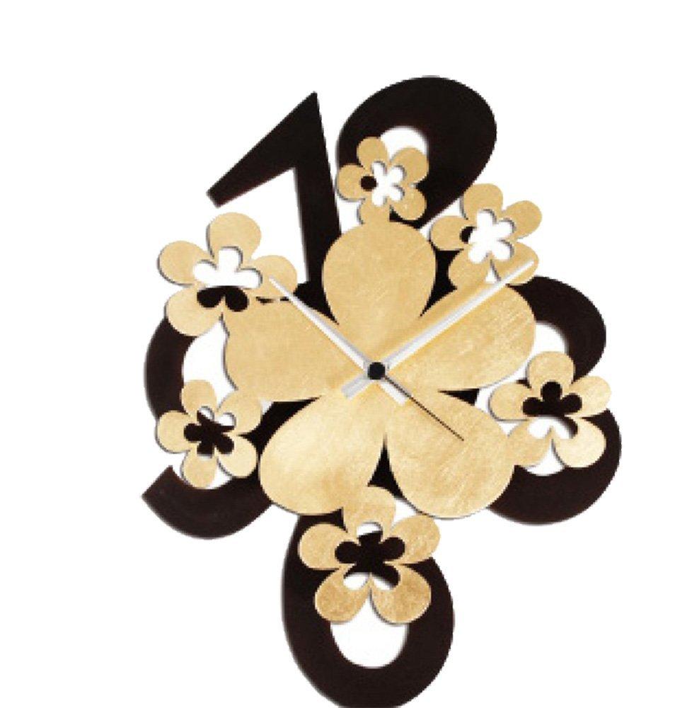 Arti&Mestieri アルティエメスティエリ 壁掛け時計 ウォールクロック MARGIE マージ ゴールド [並行輸入品] B01G7YU4KI
