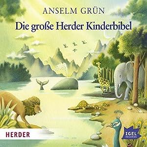 Die große Herder Kinderbibel Hörbuch