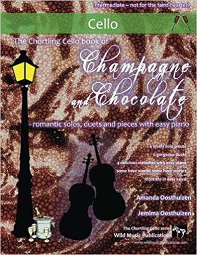 Amazoncom The Chortling Cello Book Of Champagne And