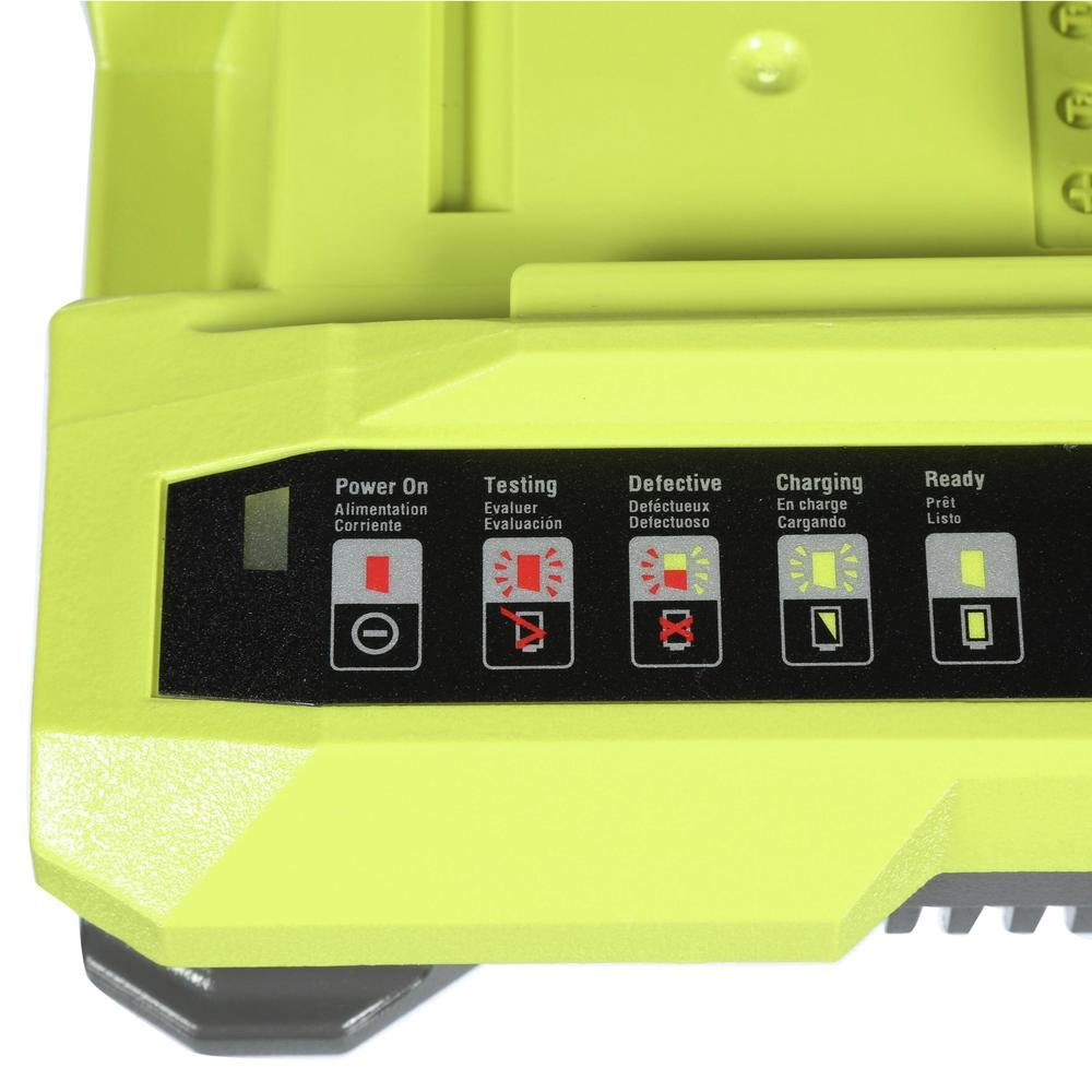 Ryobi 40-Volt Lithium-Ion Charger (Bulk Packaged)
