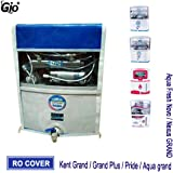 RELAXINDIA MARKETING Plastic RO Body Protection Cover for Kent Grand Plus Water Filter (Blue, 14-Inch)