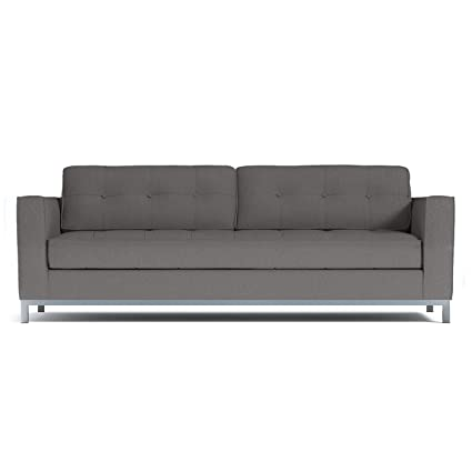 Amazon.com: Fillmore Sofa, Chromium: Kitchen & Dining