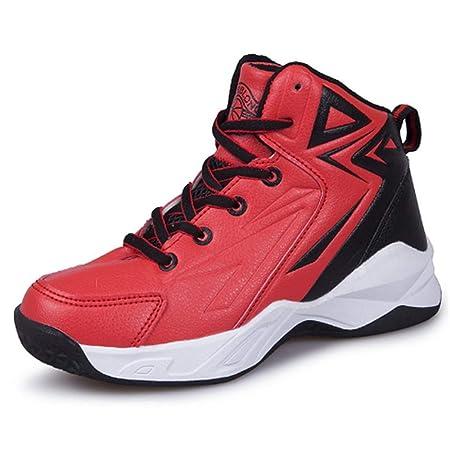 YPPDSD Zapatillas de Baloncesto para niños, Resistentes al ...