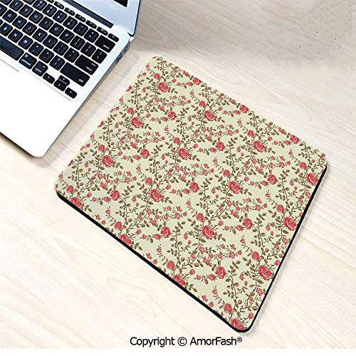 Heat Transferred Printing Mouse Pad for Office and Home,Non-Slip Rubber,8.3