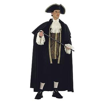 Limit Sport - Disfraz de veneciano de época para adultos, talla L ...