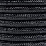 Paracord Planet 2.5mm 1/32, 1/16, 3/16, 5/16, 1/8', 3/8, 5/8, 1/4, 1/2 inch Elastic Bungee Nylon Shock Cord Crafting Stretch String - Various Colors -10 25 50 & 100 Foot Lengths Made in USA