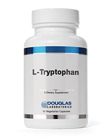 Douglas Laboratories - L-Tryptophan - Supports Appetite, Mood, Melatonin Production and...