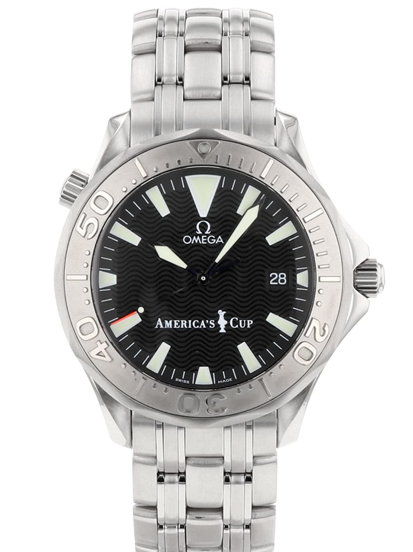 [オメガ] OMEGA 腕時計 2533.50 シーマスタープロフェッショナル 300m アメリカズカップ限定 SS/WGベゼル [中古品] [並行輸入品] B07BY9KSLY