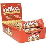Nakd Bakewell Tart G/F Bar 35g x 18