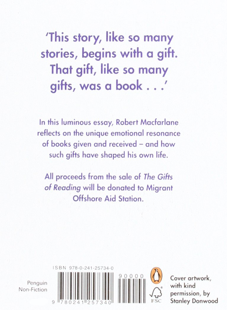 gifts of reading indie exclusive co uk robert macfarlane gifts of reading indie exclusive co uk robert macfarlane 9780241257340 books