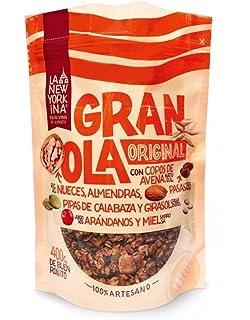 Granola Original La Newyorkina 400 g [Pack 2 ud=800 g]
