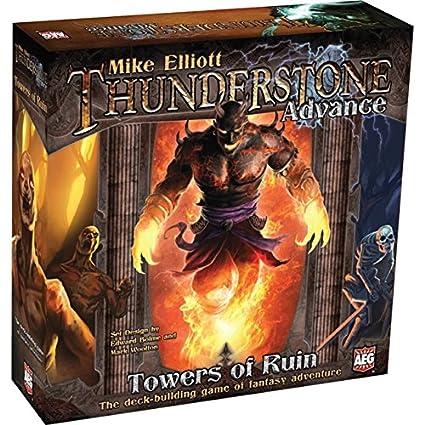 amazon com aeg thunderstone advance towers of ruin toys games