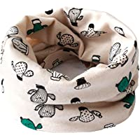 Hosaire Bebé pañuelos de Cuello Cuello del algodón del bebé Unisex de la Bufanda del Redondo para Niños niñas