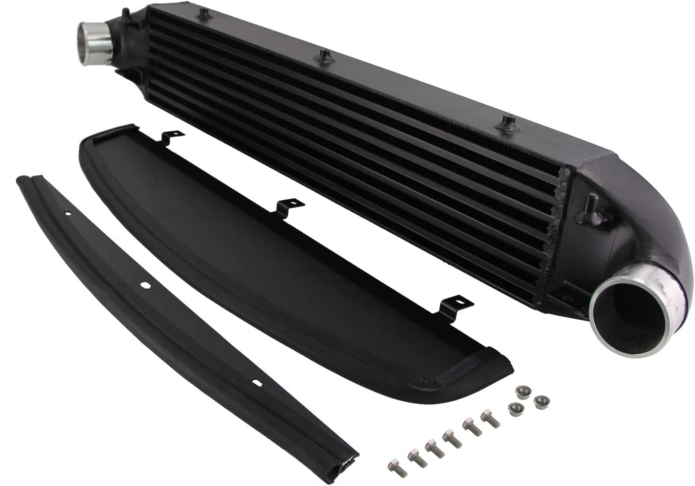 for Ford Fiesta St 2014-2017 Tuning Front Mount Intercooler High Performance