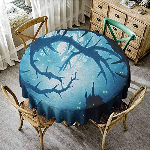 Rank-T Summer Round Tabletop Decoration 50