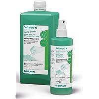 Softasept-n transparente piel desinfección botella pulverizadora 250 ml