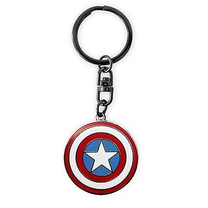 ABYstyle - MARVEL - Llavero - Captain America