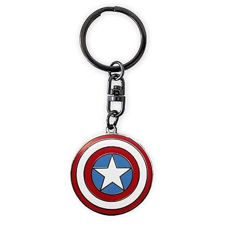 ABYstyle Marvel Llavero Capitán América, abykey165