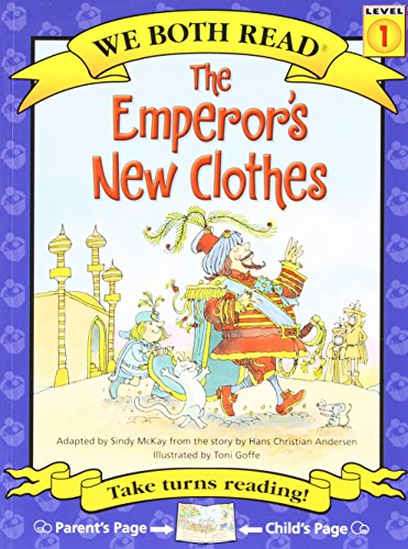 The Emperor's New Clothes (We Both Read: Level 1 (Paperback)) - Emporers New Clothes